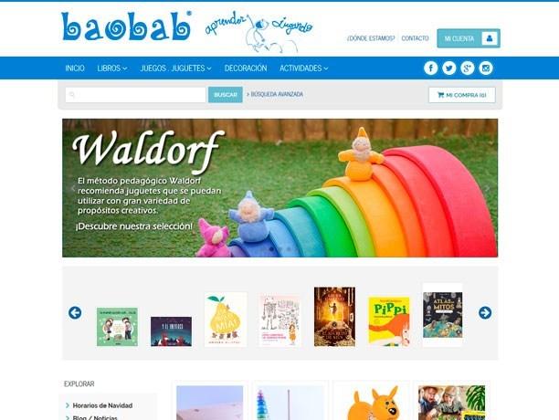 web baobab