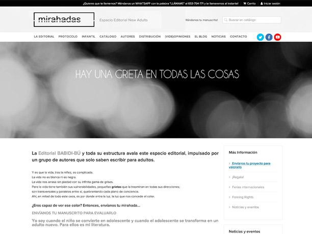 web mirahadas