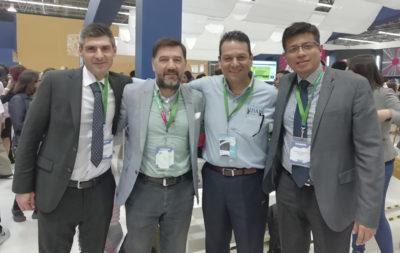Equipo de Grupo Trevenque desplazado a la FIL, Príncipe de Asturias 2020