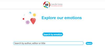 Love for livres: Una red social que recomienda libros según tus emociones