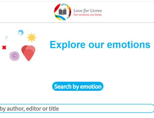 Love for livres: Una red social que recomienda libros según tus emoci...