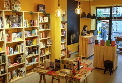 Tremenda Librería, una de las nuevas librerías que ya está empleando Geslib