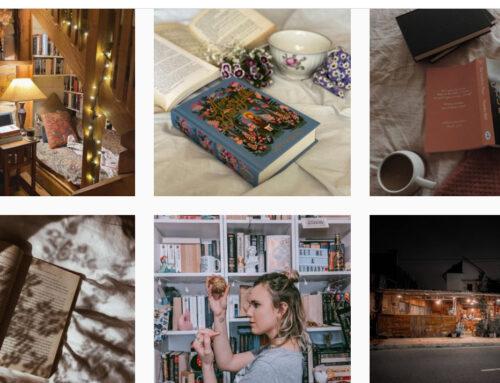 'Bookstagram', o cómo los libros se abren paso (también)...