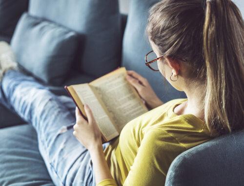 Queda demostrado: El confinamiento aumentó los índices de lectura en...