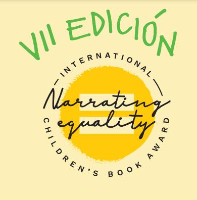 La VII Edición del Premio Literario Infantil Narrating Equality, abierta