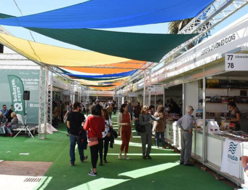 La Fira del Llibre de Valencia 2021, en otoño y de forma presencial