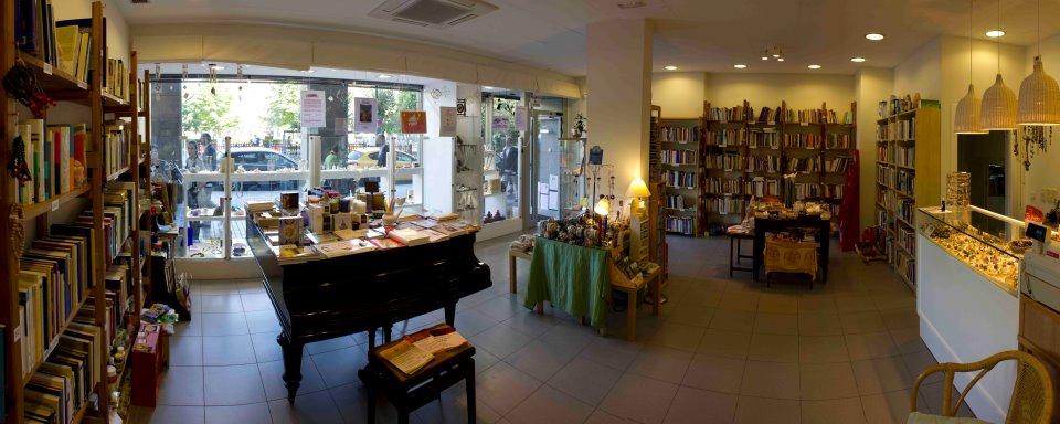 Librería Lechuza del Sol