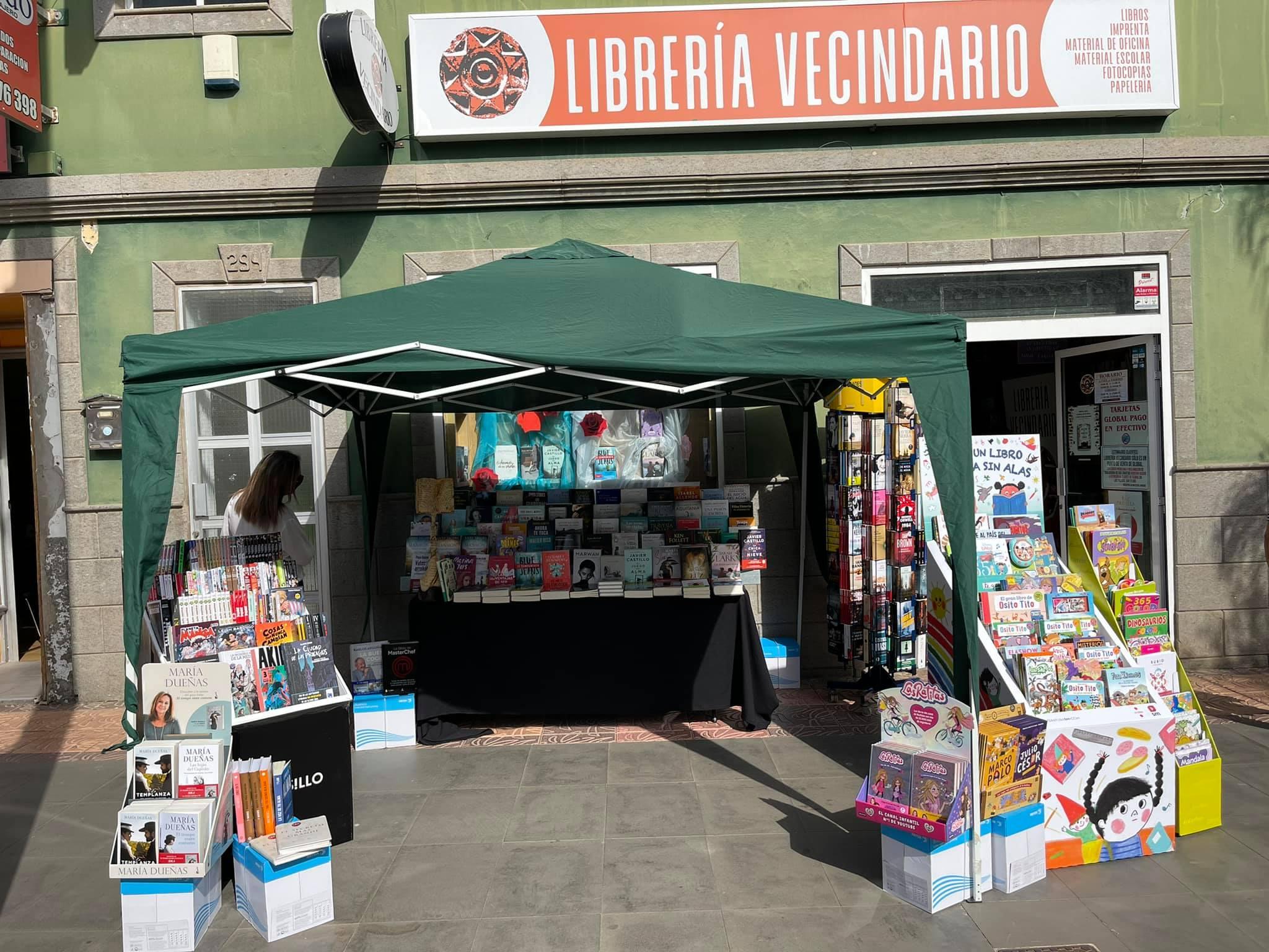 Librería Vecindario