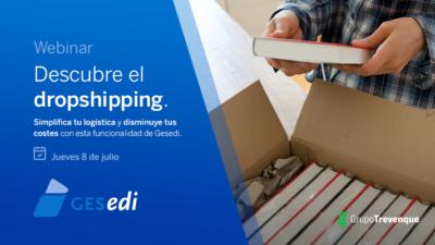 Dropshipping: Simplifica tu logística y disminuye tus costes