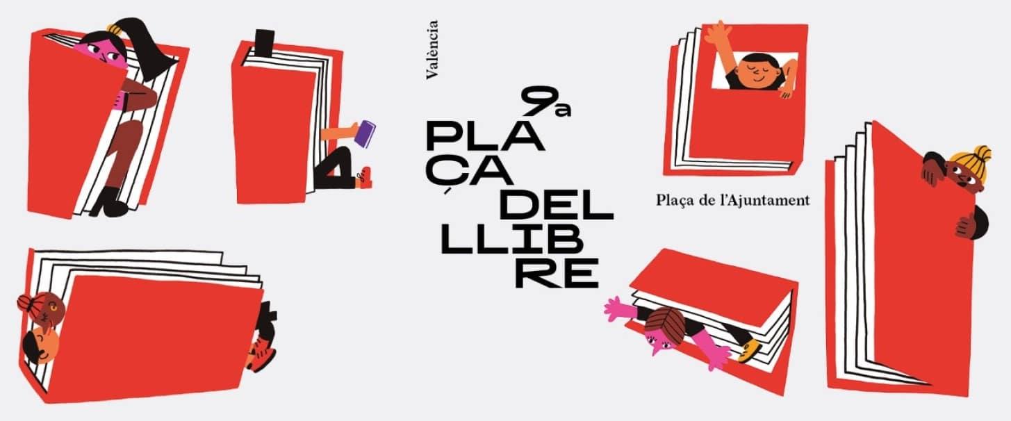 La Plaça del Llibre de Valencia 2021 abre su plazo de inscripción