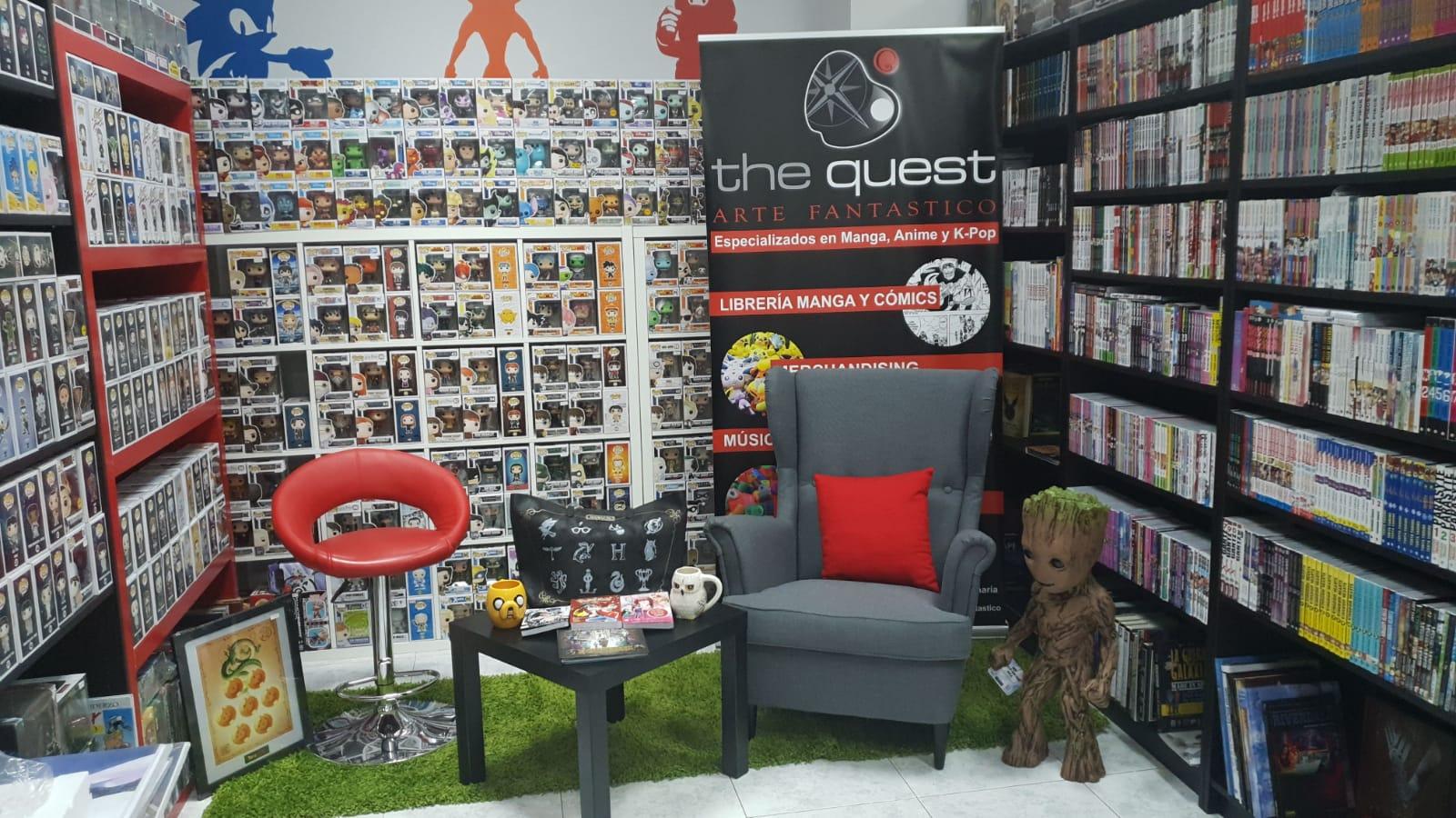 The Quest Arte Fantástico