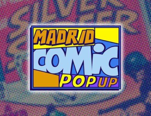 Madrid Cómic Pop Up, un nuevo evento de referencia para el noveno art...