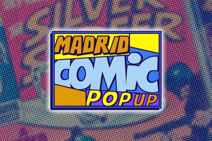 Madrid Cómic Pop Up, un nuevo evento de referencia para el noveno arte