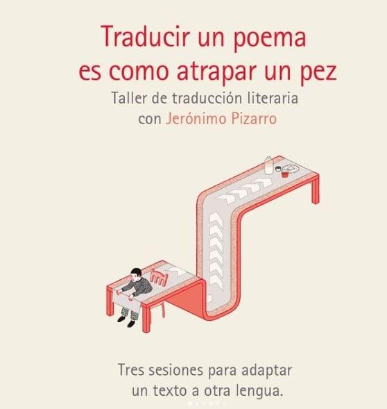 Las claves para traducir un poema, con Tragaluz Editores
