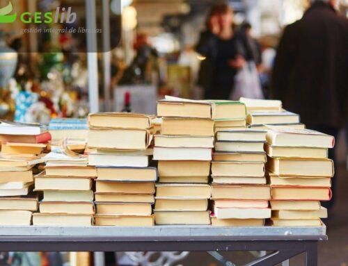 Así ayuda Geslib a la gestión de las librerías durante las ferias
