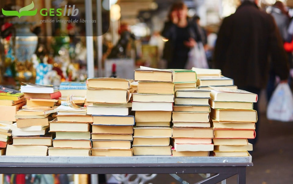 Así ayuda Geslib a la gestión de librerías durante las ferias