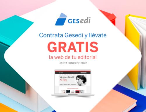 La web de tu editorial, ¡gratis hasta junio de 2022!